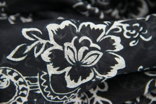 Écharpe en coton Créateur