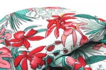 Echarpe et foulard motifs exotiques et japonais du Japon à fleurs