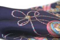 Foulard en soie qualité luxe