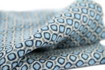 Echarpe en laine fait main