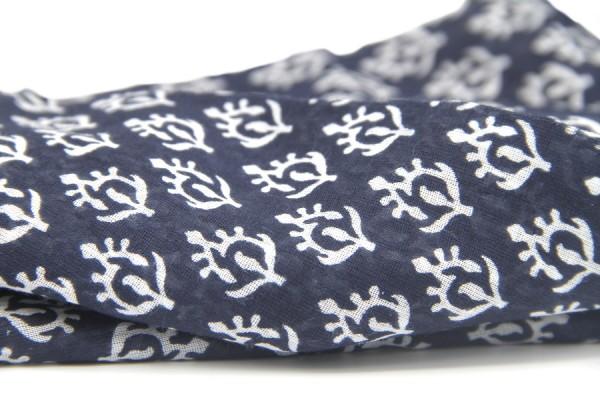Cotton scarf Voyageur
