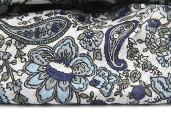 British cotton scarf