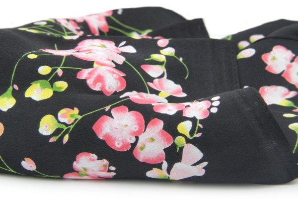 Geisha Silk Square