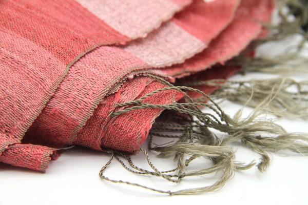 Vientiane Silk Stole
