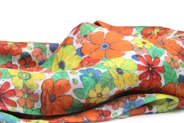 Bhutan Silk Scarf