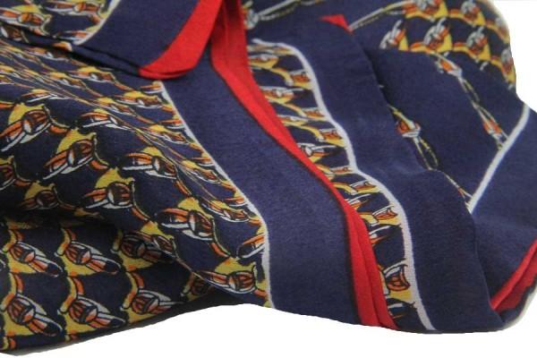 Ganges silk scarf
