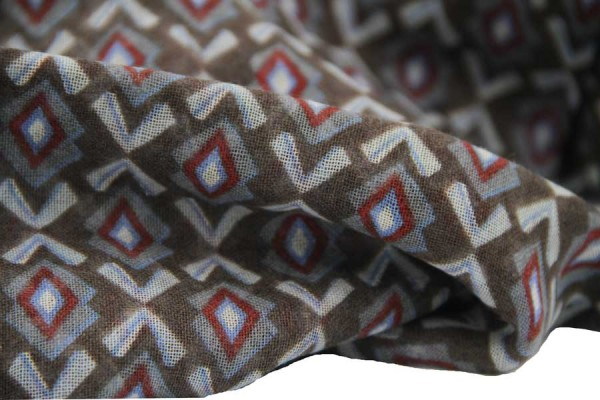 Echarpe en laine Tibet