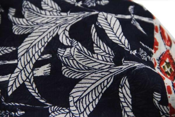 Echarpe en coton du Bengale
