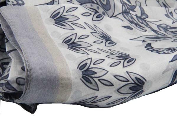 Foulard en soie Cochinchine