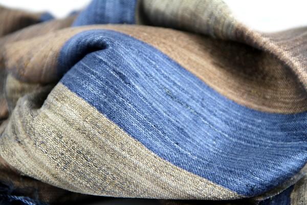 Foulard en soie Sapa
