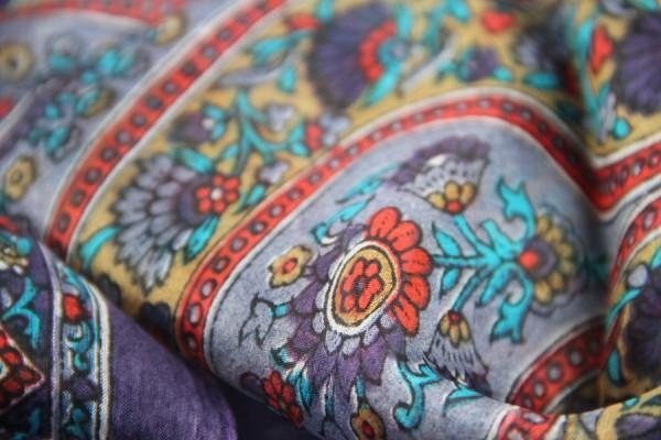 Foulard en soie Udaipur