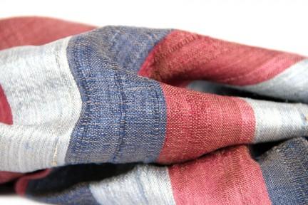 Foulard en soie homme mode