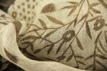 Écharpe en lin pour homme