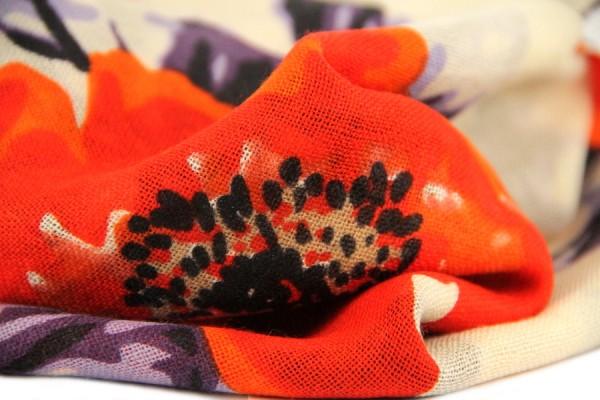 Woollen shawl Soljenistyne