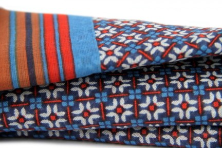 Grosse écharpe douce et mode
