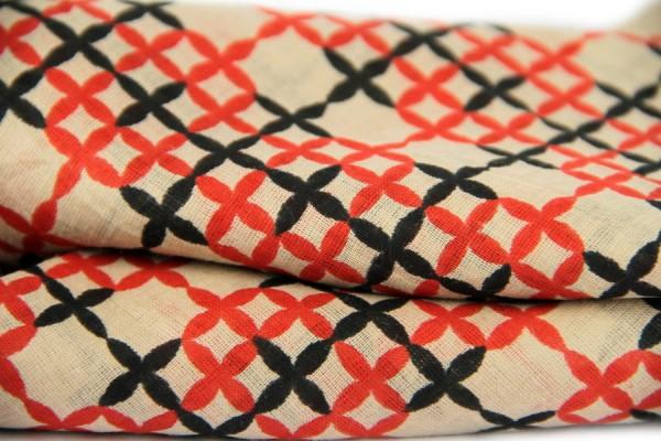 Echarpe en coton Scottish
