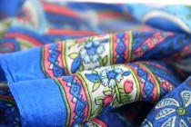 Foulard en soie Jabalpur