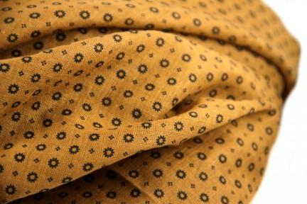 Echarpe en coton indien bio