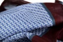 Echarpe en coton épais
