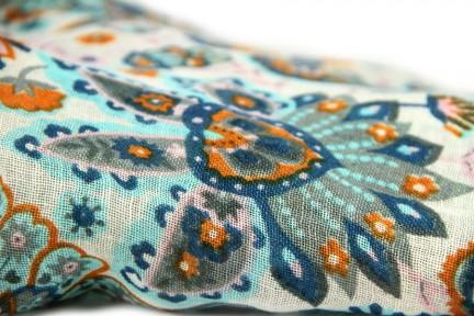 Foulard et écharpe en lin pour homme et femme