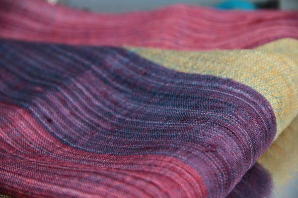 Sukhothai silk scarf