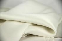 Etole ivoire blanche de mariage en soie
