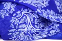 Grand foulard en soie