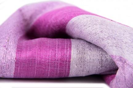 Foulard en pure soie