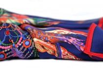 Petit foulard en soie mode