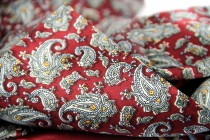 Foulard en soie homme de luxe haut de gamme