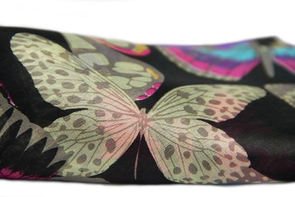 Andaman silk scarf
