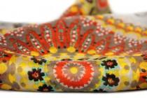 Foulard imprimé style indien ethnique