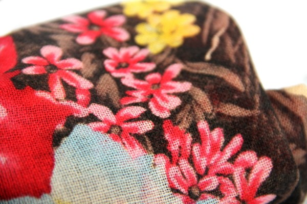 Nabokov wool shawl