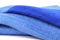 Foulard écharpe bleu homme et femme
