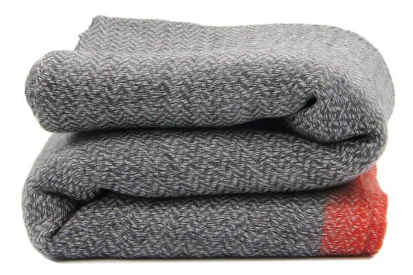 Lhasa wool scarf
