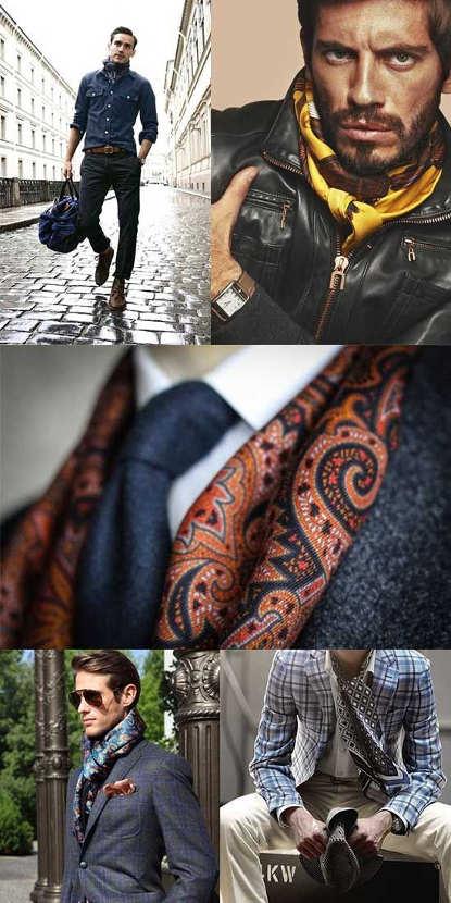 blog des foulards