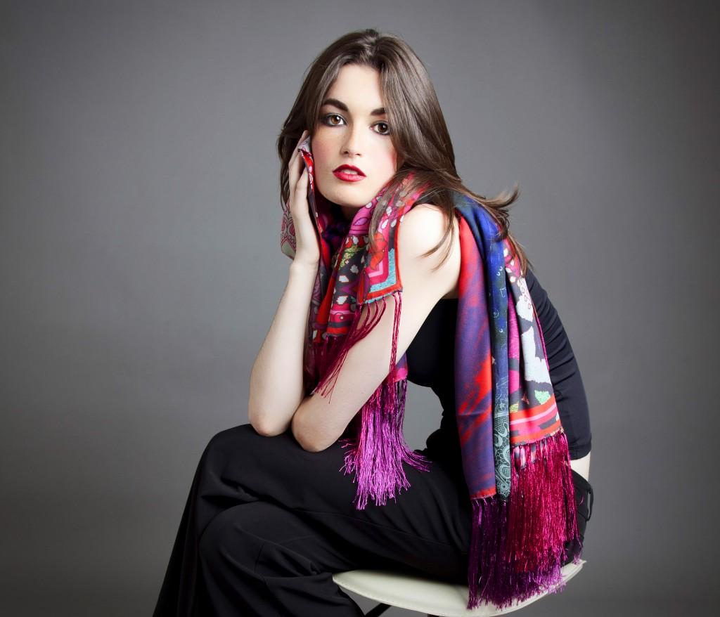 entretien foulard soie
