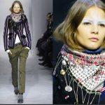 Qu'est ce qu un foulard keffieh ? signification et définition