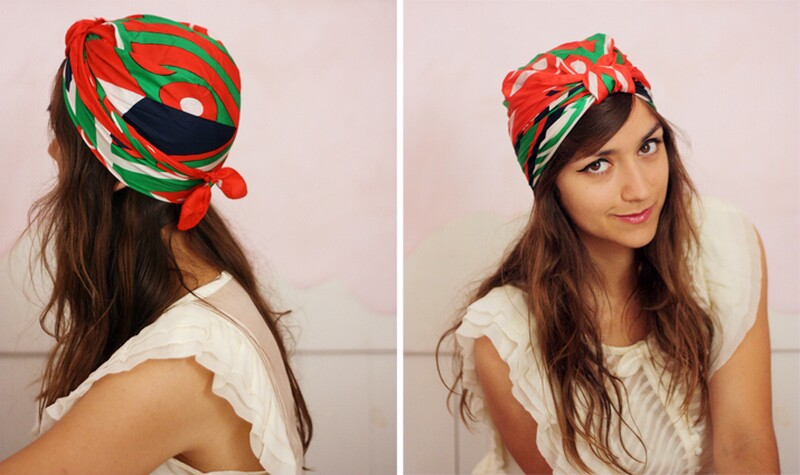 nombreux dans la variété Quantité limitée grande variété de styles Comment mettre, nouer, porter foulard cheveux ?