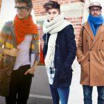 Quelle matière pour une écharpe d'hiver chaude, douce qui ne gratte pas ?