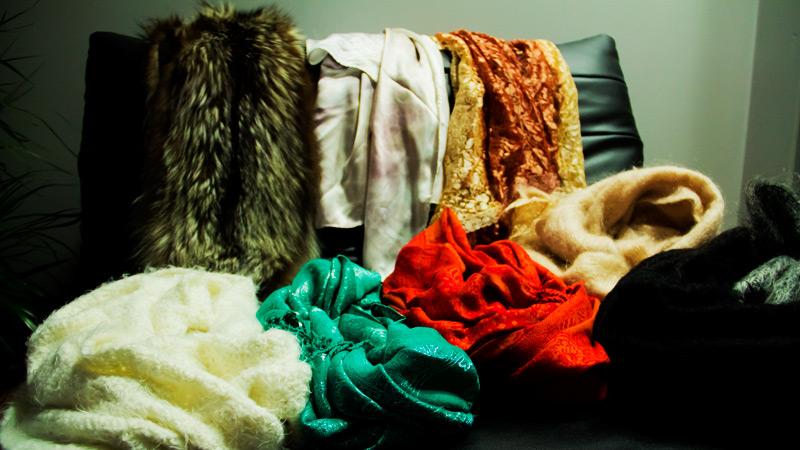 soin foulard