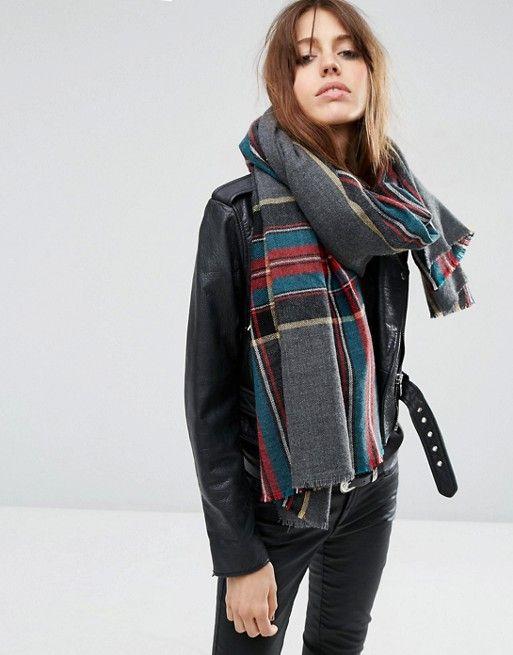 foulard et charpe couleurs tendance mode automne hiver 2013. Black Bedroom Furniture Sets. Home Design Ideas