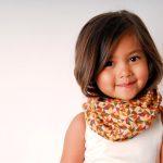 Quel foulard, écharpe pour petite fille ou un petit garçon ?