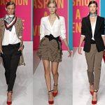 Foulard et écharpe couleurs tendance mode Printemps été 2013