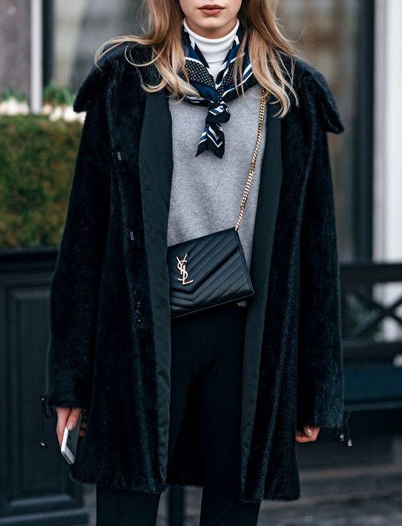 foulard femme tendance