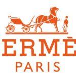 Foulards et carrés en soie de la marque Hermès - Histoire des marques