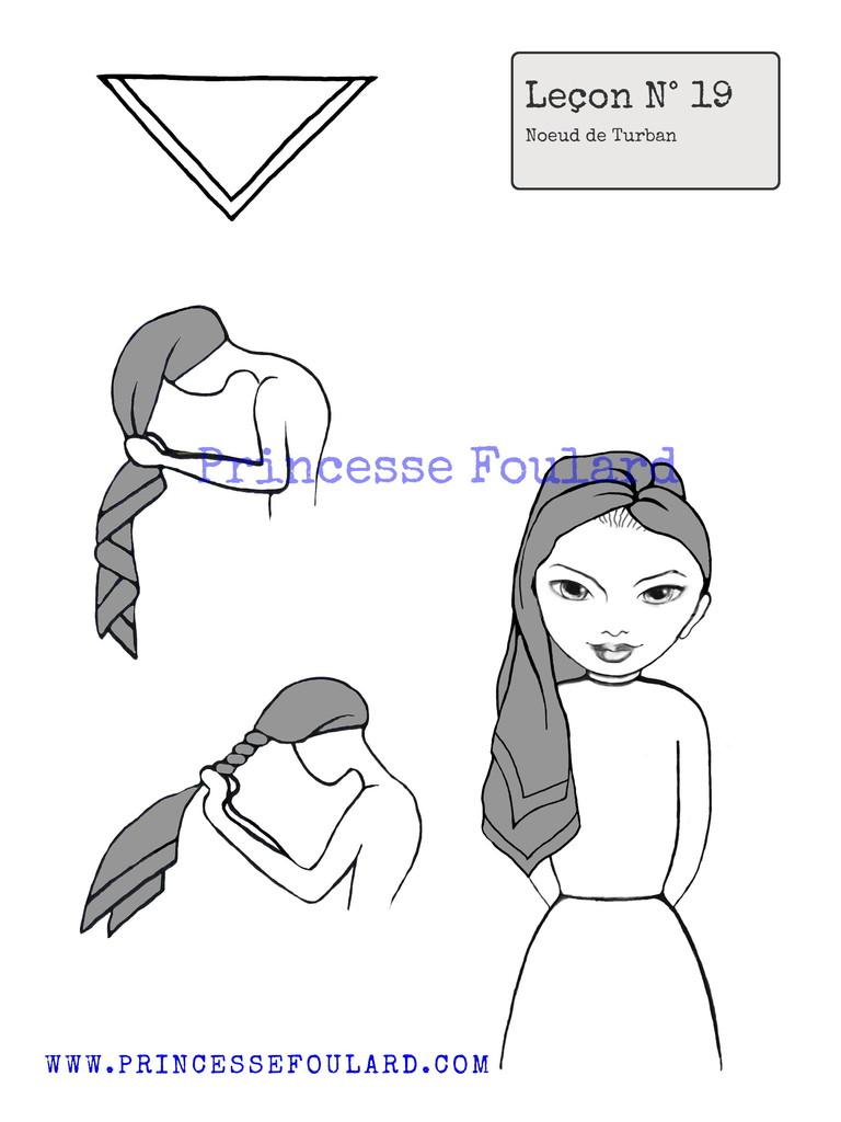comment nouer mettre et porter un turban homme et femme. Black Bedroom Furniture Sets. Home Design Ideas