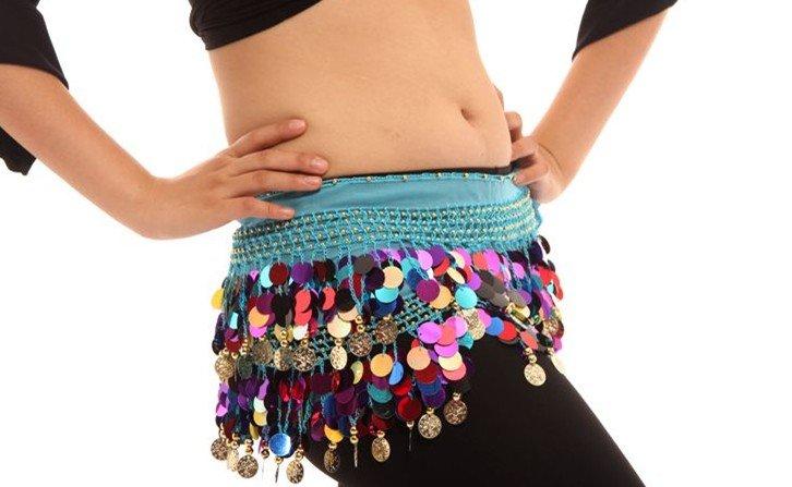 57890de2b7a5 Foulard pour danse orientale et indienne