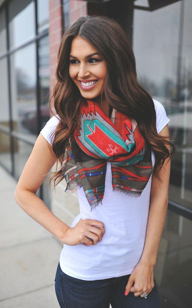 foulard ete tendance et mode