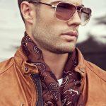 Foulard et écharpe couleurs tendance mode Printemps été 2015